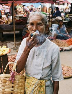 Smokin' at the Market